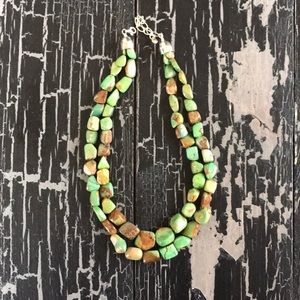 Jewelry - DRT Mojave Green Turquoise Necklace